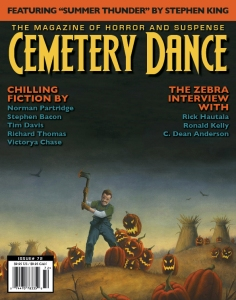 Cemetery Dance 72
